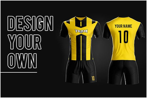 Pursue Your Passion In Style With Customized Sports Jersey