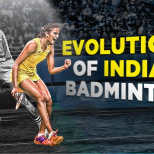 India Outshine In badminton, credit goes to young talent