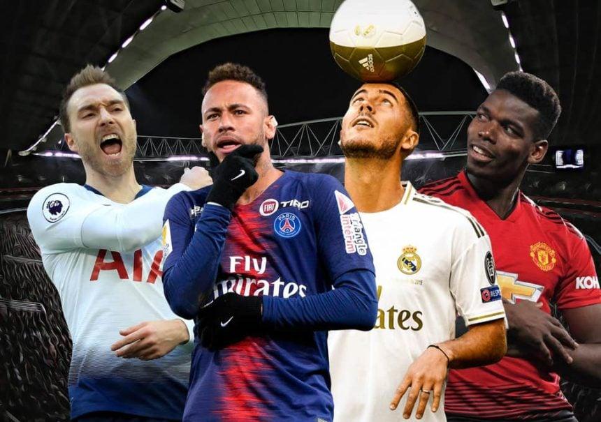 TOP 10 FOOTBALL TRANSFERS 2020-21