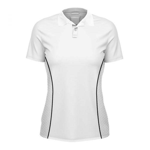 Women's cricket white jersey
